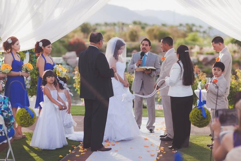 Park country club wedding