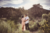 Outdoors Las Vegas Engagement Photography Pictures. Las Vegas Engagement photographer photos.